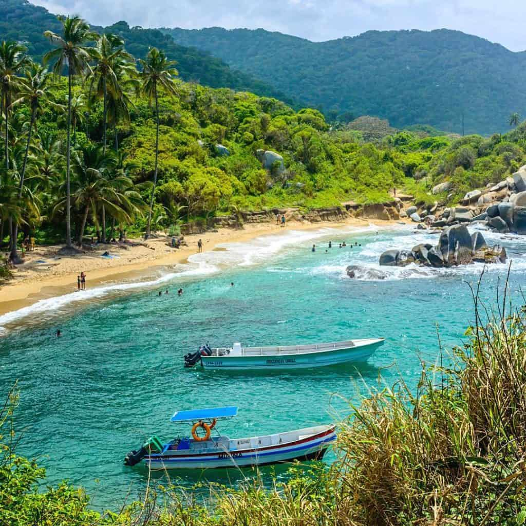 Tayrona Cabo San Juan Colombia
