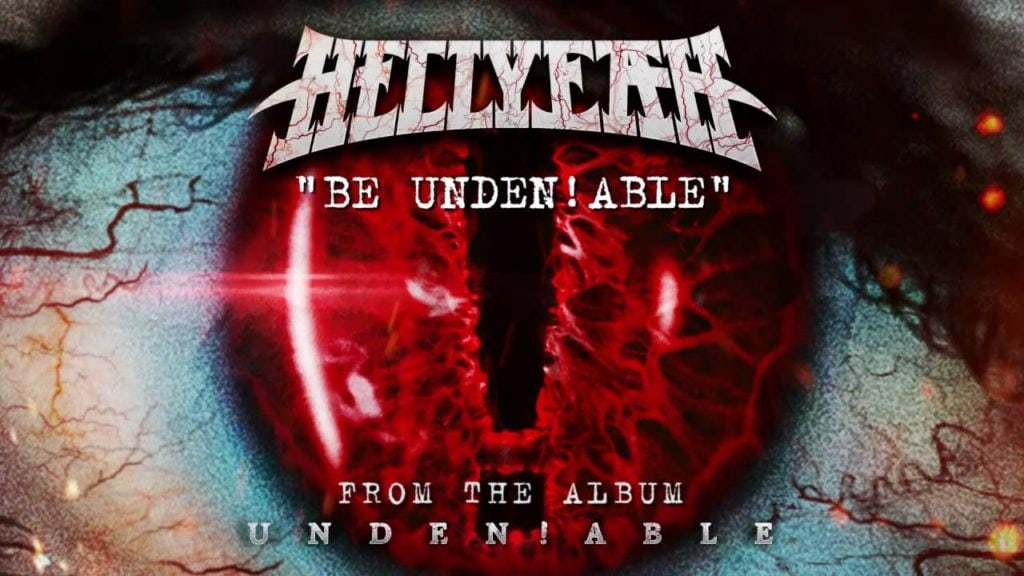 hellyeah-be-unden!able