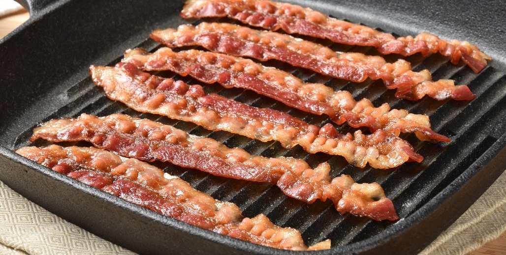 perferct bacon strips