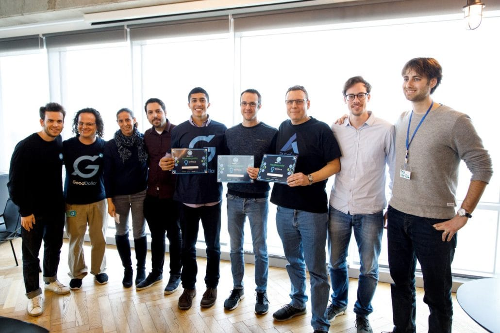 Winners Of GoodDollar's First Hackathon To Reduce Global Wealth Inequality