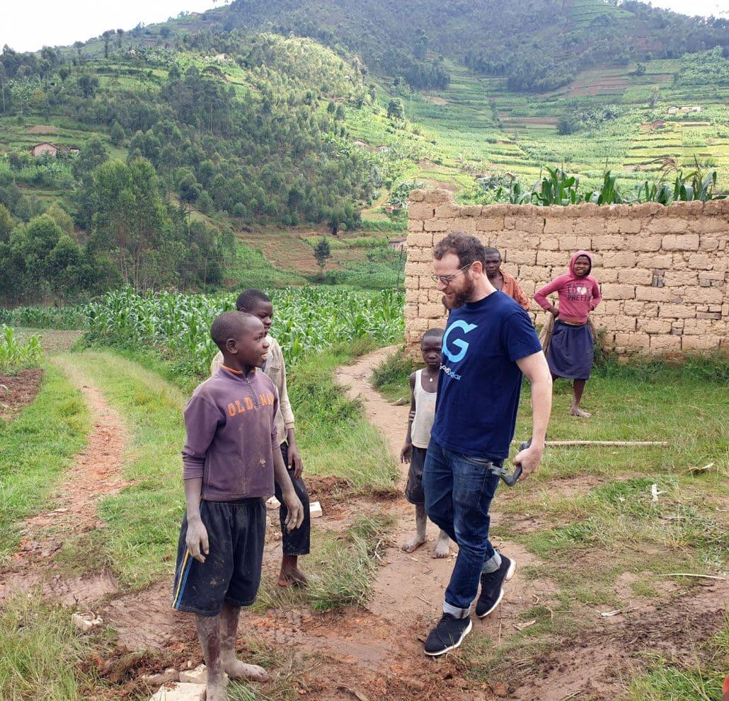 Universal basic income pilot –in Rwanda