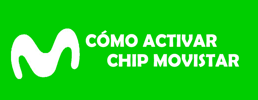 Cómo Activar un Chip Movistar