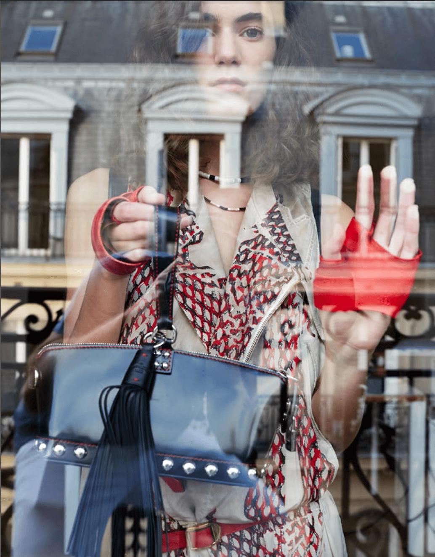 """Louis Vuitton """"Strange Days""""  w obiektywie Juergena Tellera"""
