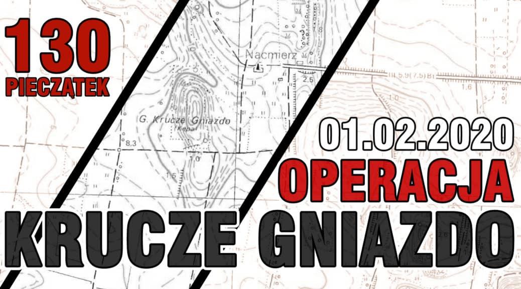 Operacja Krucze Gniazdo 2020 - rajd Ustka 4x4