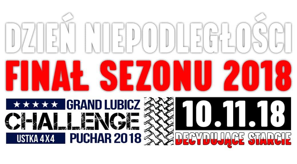 Grand Lubicz Challenge - rajd offroad 2018