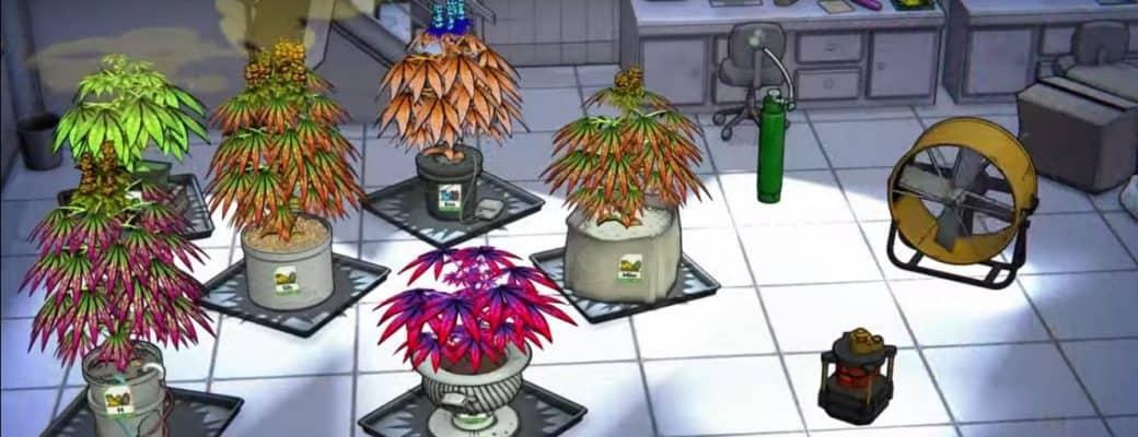 Razvijajte vlastiti kanabis s igrom Weedcraft Inc.