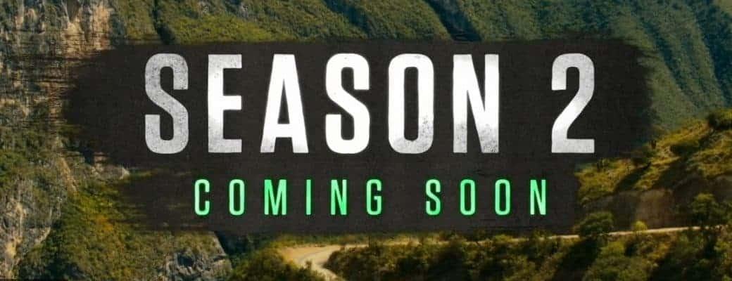 Kada se pojavljuje Narcos Meksiko sezona 2 na Netflix-u?