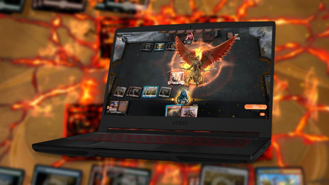 MTG Arena Best Laptop PC banner