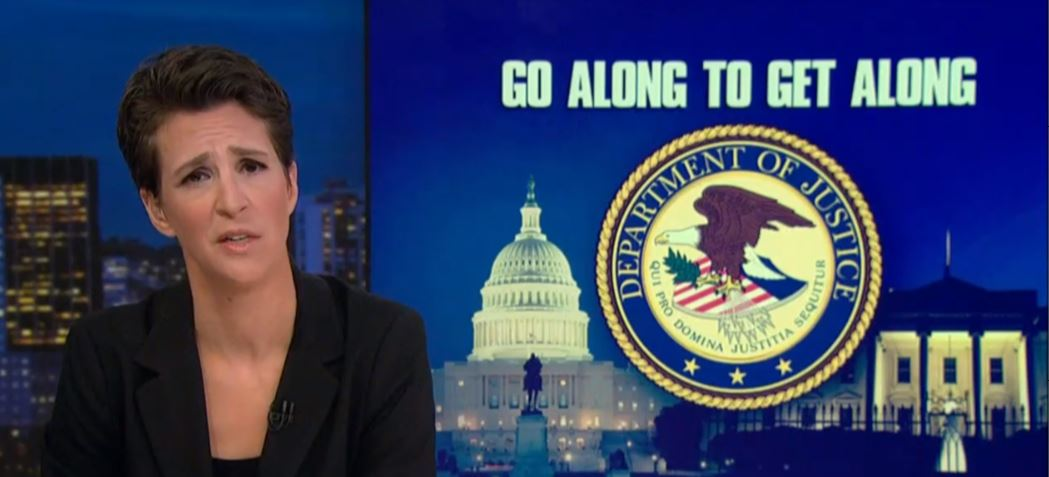 Rachel Maddow Trump Obstruction of justice