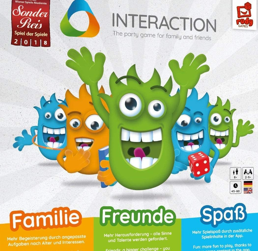 Interaction Brettspiel