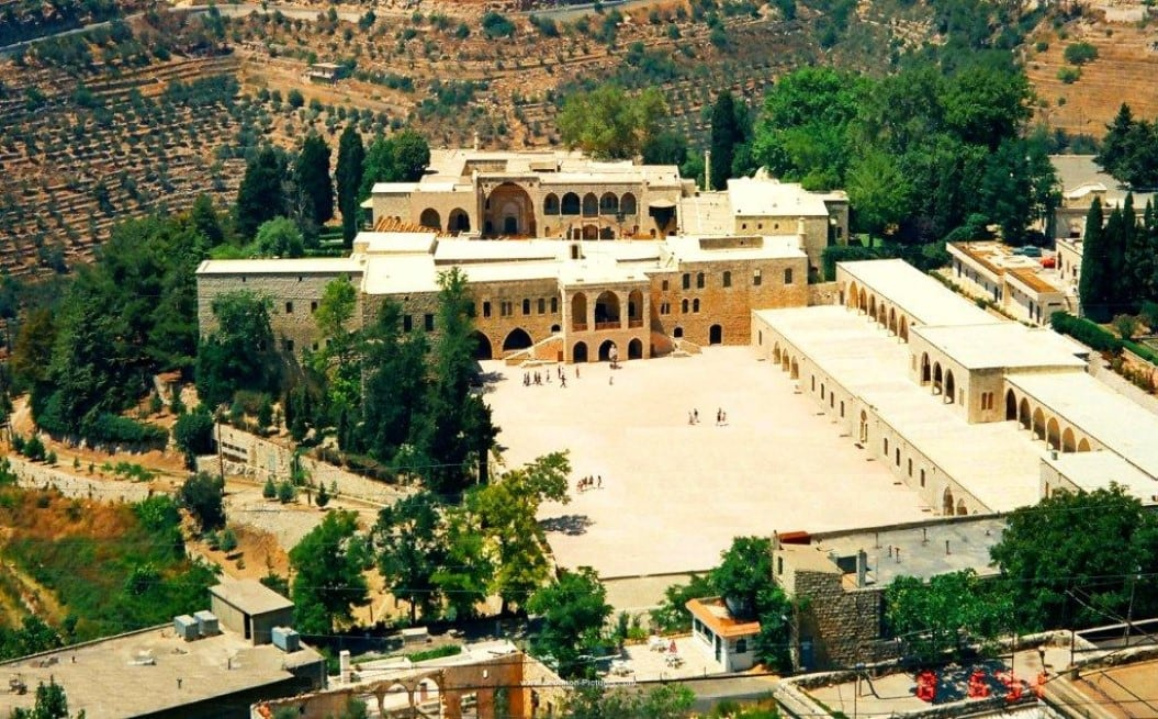 Beiteddine Palace Shouf Lebanon Expedition tour package