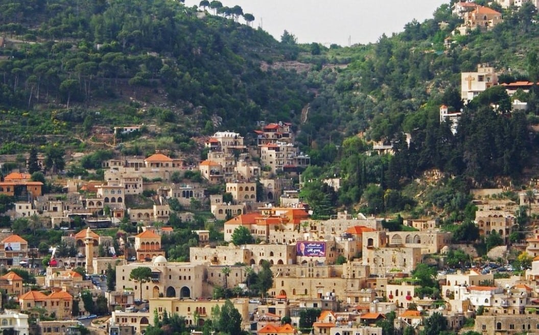 Deir EL-Qamar Shouf Lebanon Expedition tour package