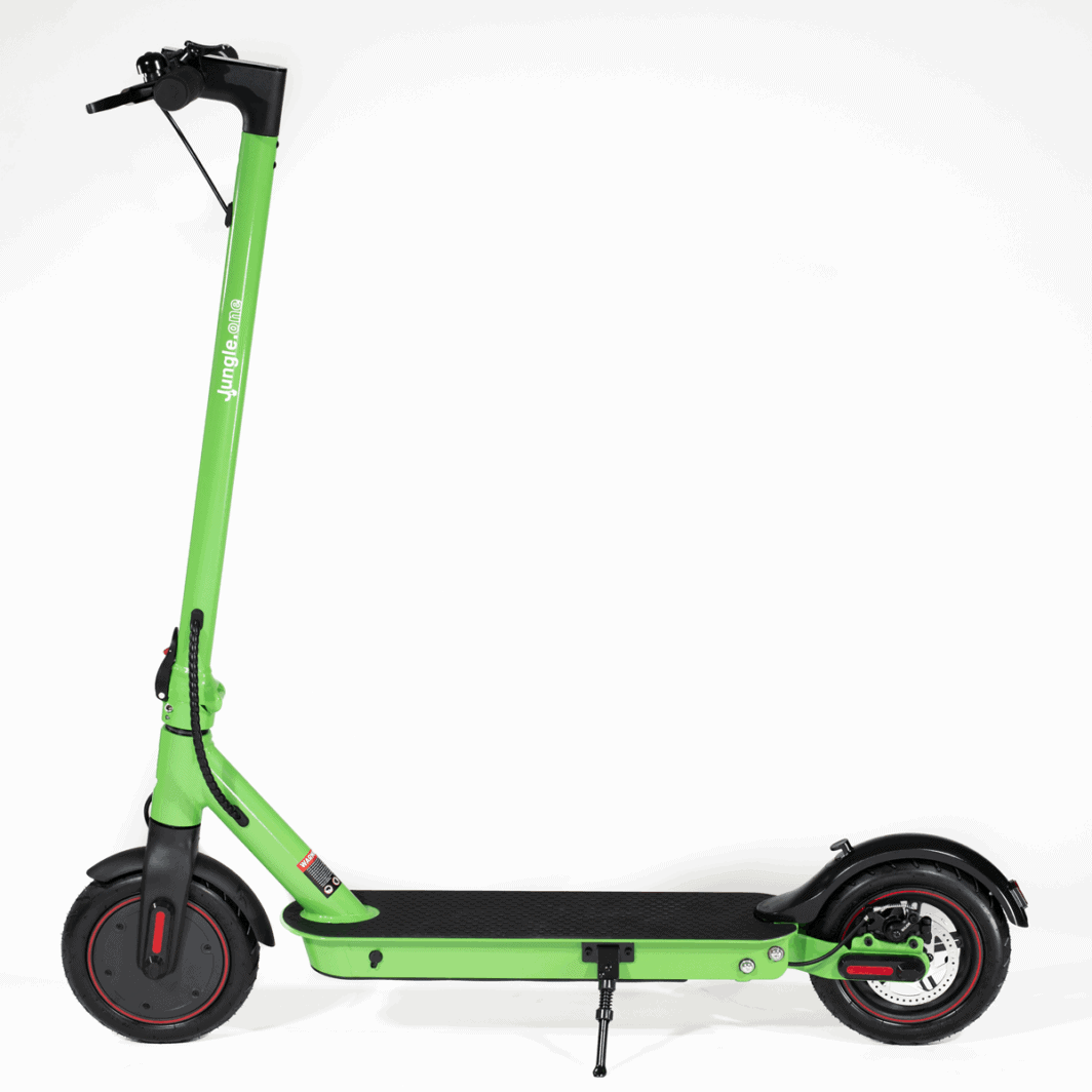 Jungle-One-Electric-Scooter-Jungle-Green-colour