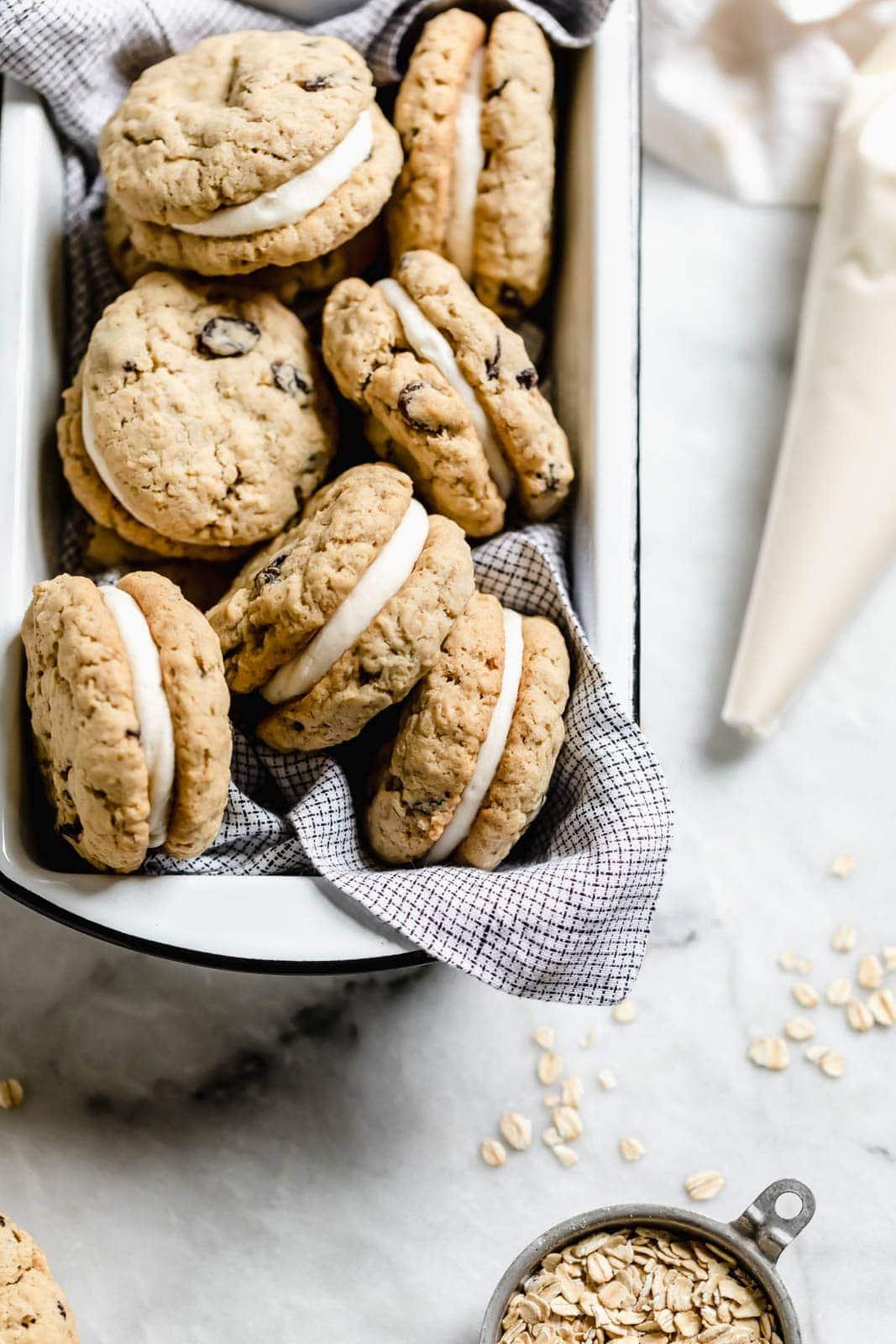 oatmeal whoopie pie recipe