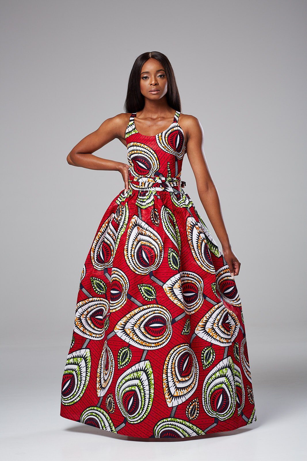 472b32a63483 The best selection of over 50 best African print dresses for special  occasions. These dresses