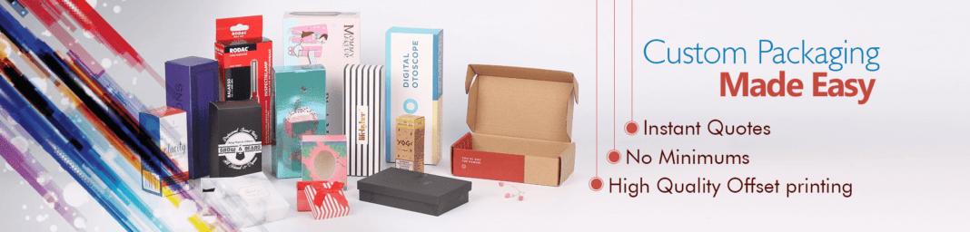 Custom Packaging & Boxes