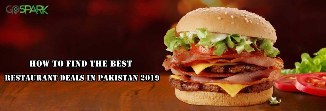 Best Restaurant Deals in Pakistan