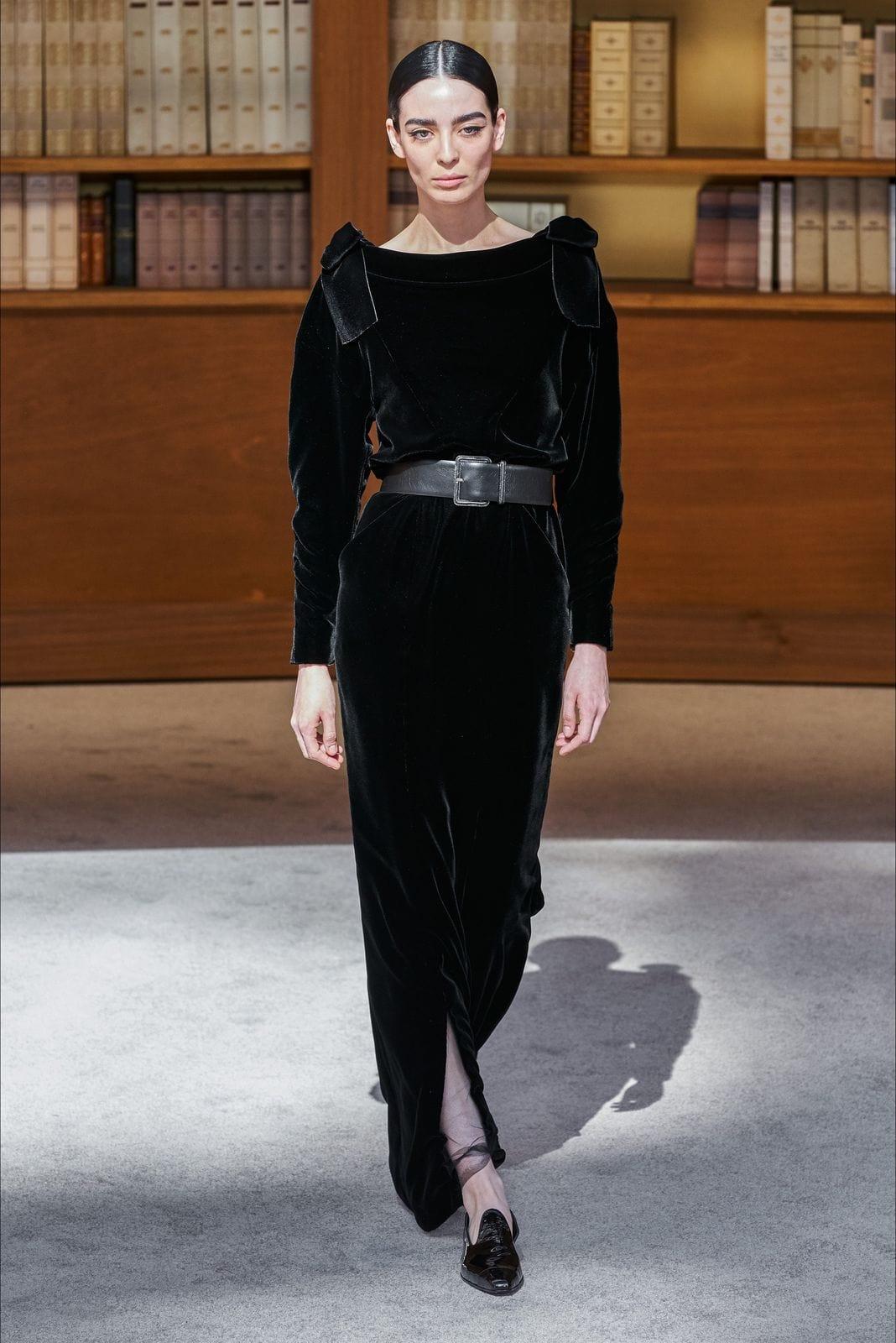 Défilé Chanel Automne Hiver 2020