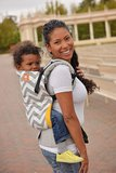 Toddler Wearing With A Toddler Tula Carrier