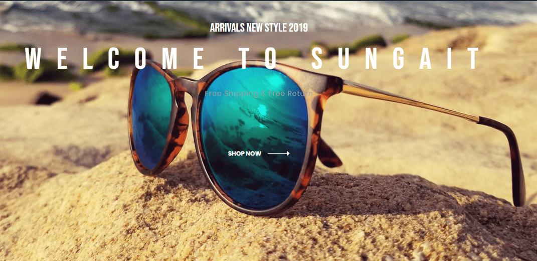 Polarized Pilot Aviator Sunglasses