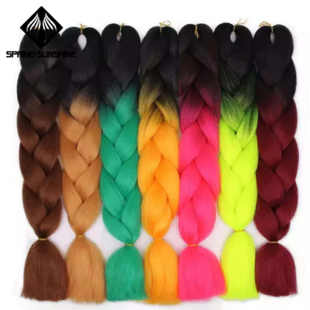 ombre hair extension cheap