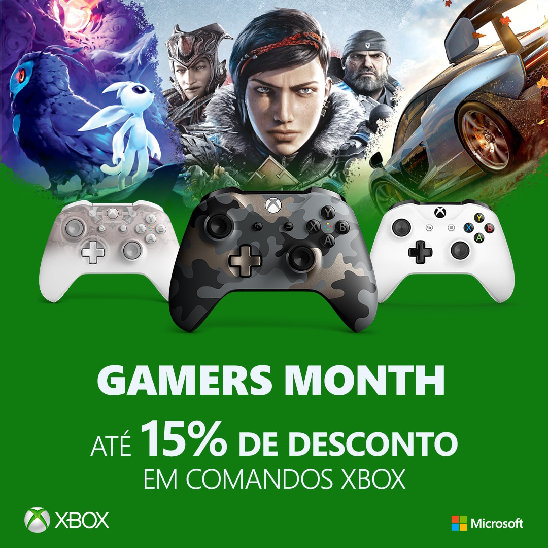 gamers month xbox 3