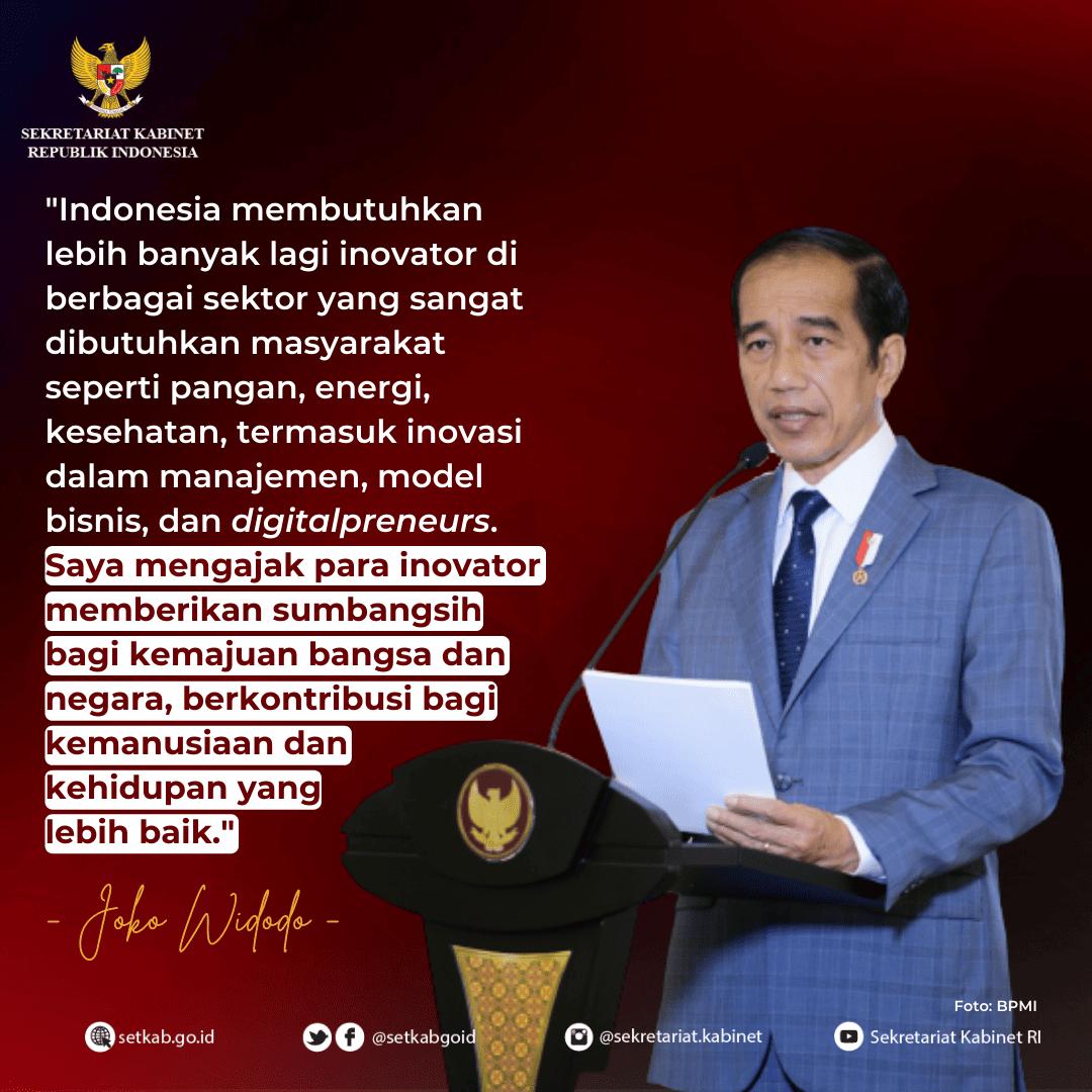Sambutan Presiden Joko Widodo pada Pembukaan Indonesia Fintech Summit 2020 dan Pekan Fintech 2020, Rabu (11/11)