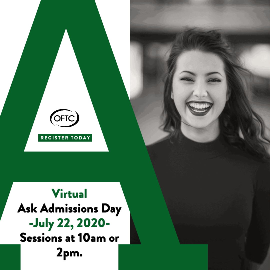 Virtual Ask Admissions Day 2020