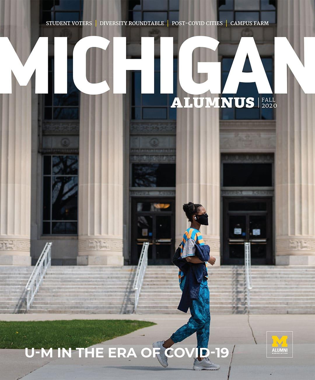 Michigan Alumnus Fall 2020