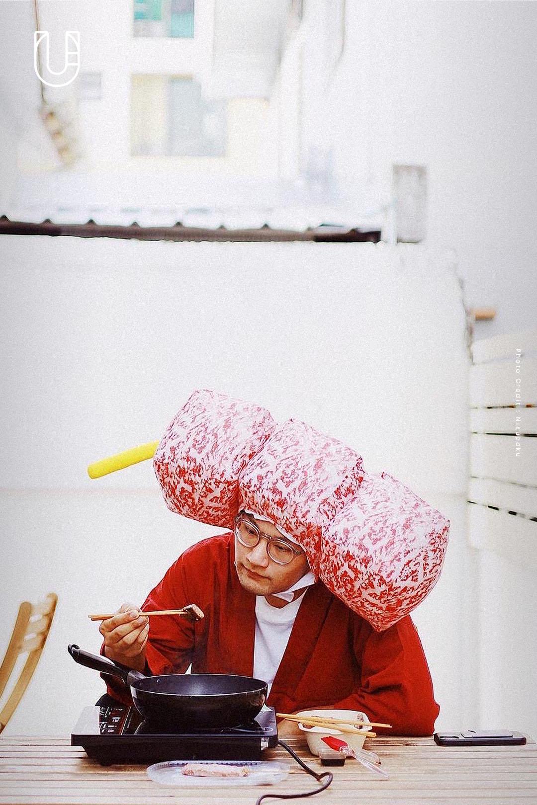 หมวกเนื้อ-nikupaku