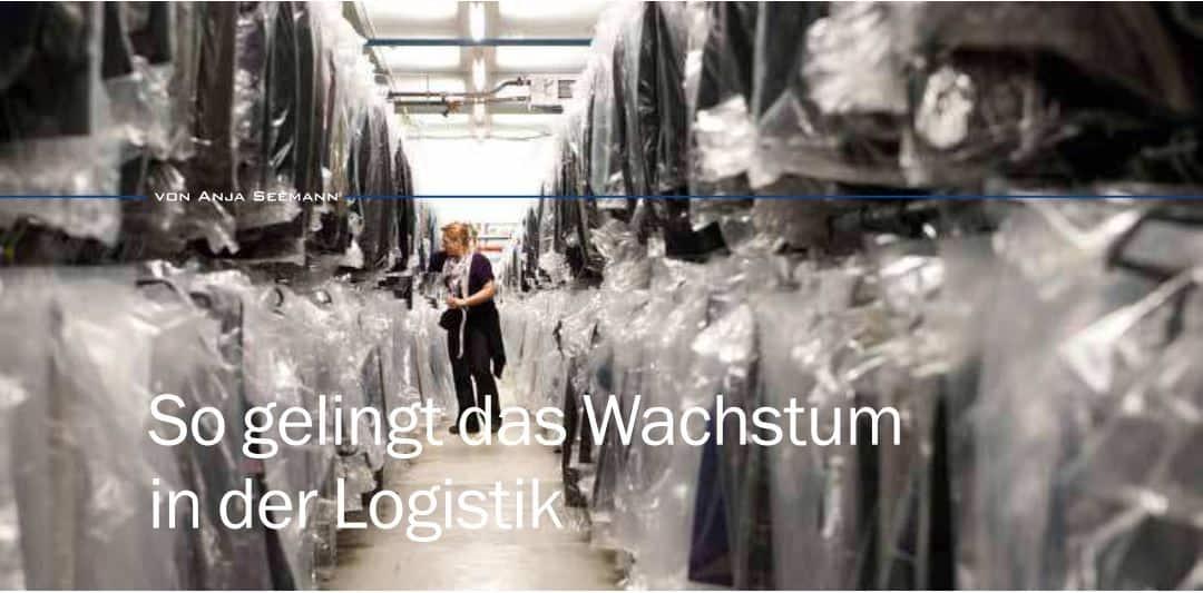 ecom- Magazin, So klingt das Wachstum in der Logistik