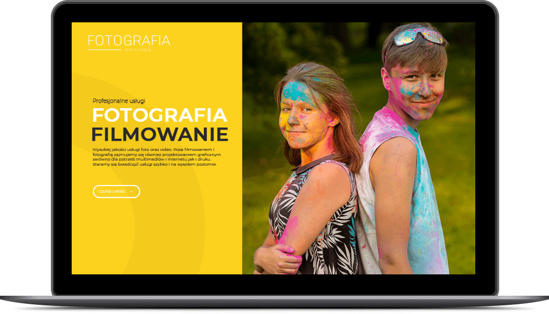 cennik usług fotografia