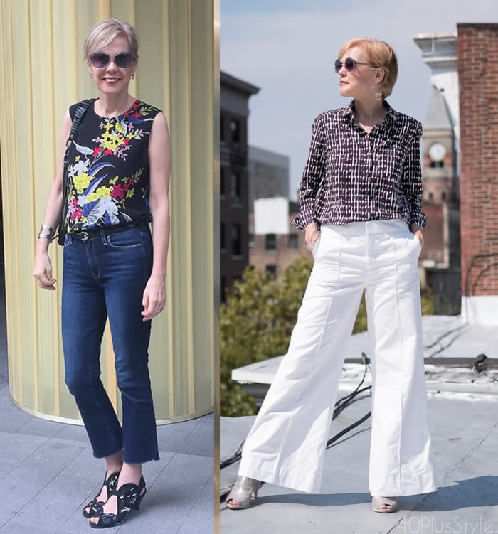 How to dress after 40 and look hip?