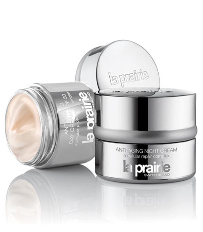 Review of La prairie anti-aging night cream
