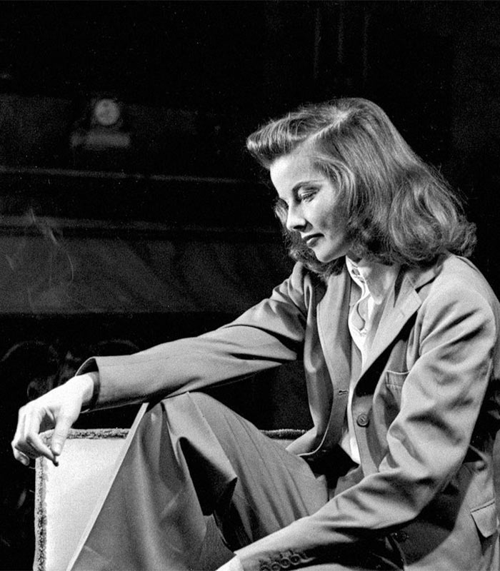 Style icon: Katharine Hepburn