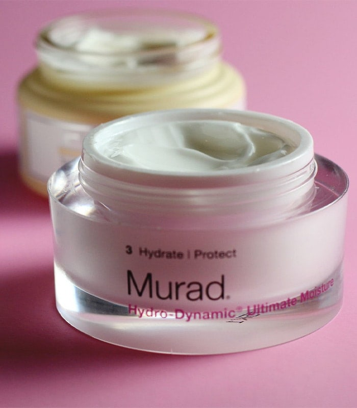 Murad Hydro-Dynamic Ultimate Moisture Review and promotions