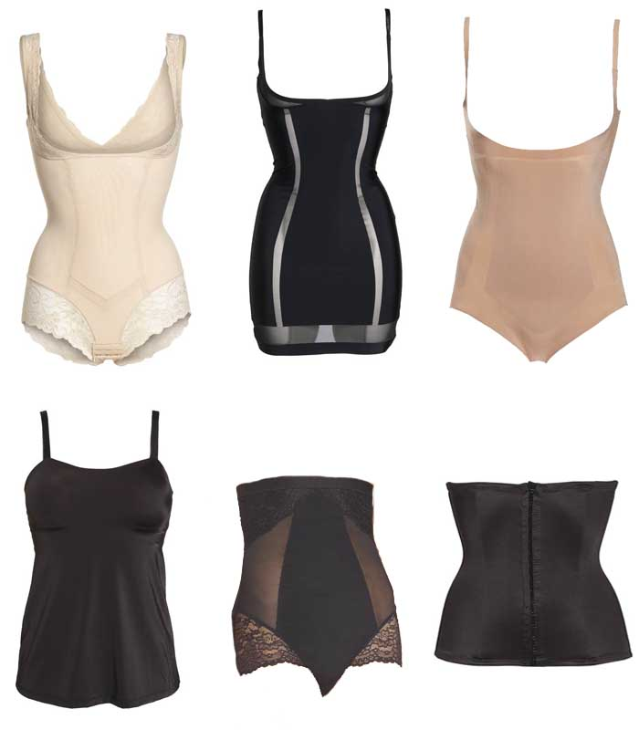 Shapewear: do women (over 40) need it?