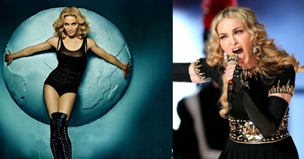 Madonna, me and how we are supposed to age. What do you think?