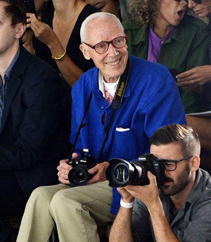 Style icon: Bill Cunningham and why fashion is so important