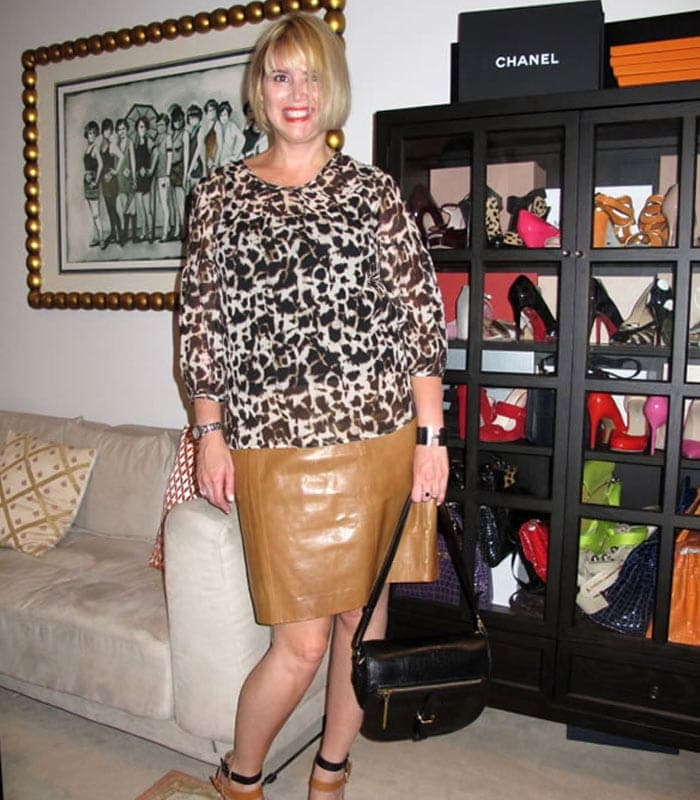 How to mix classical with modern and designer brands with high street; A stylish interview with Lissy