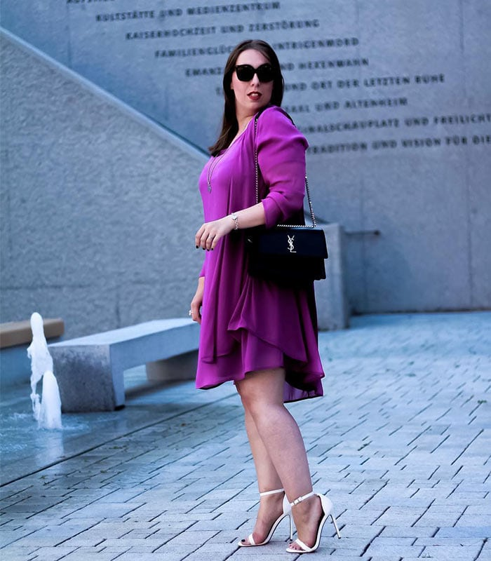 How to wear Radiant Orchid – the ultimate inspiration guide!