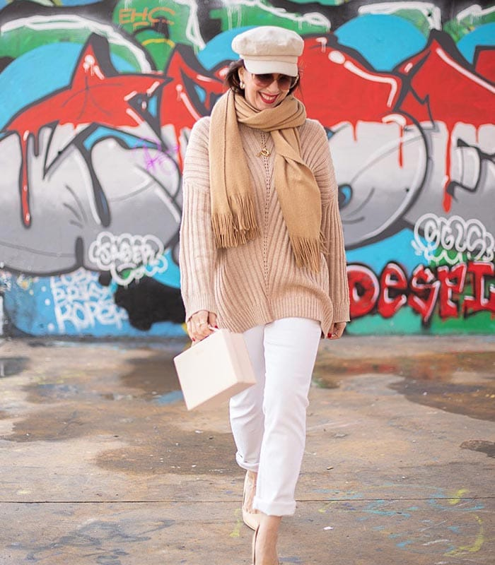 Can you wear beige over 40? (or will it kill you)