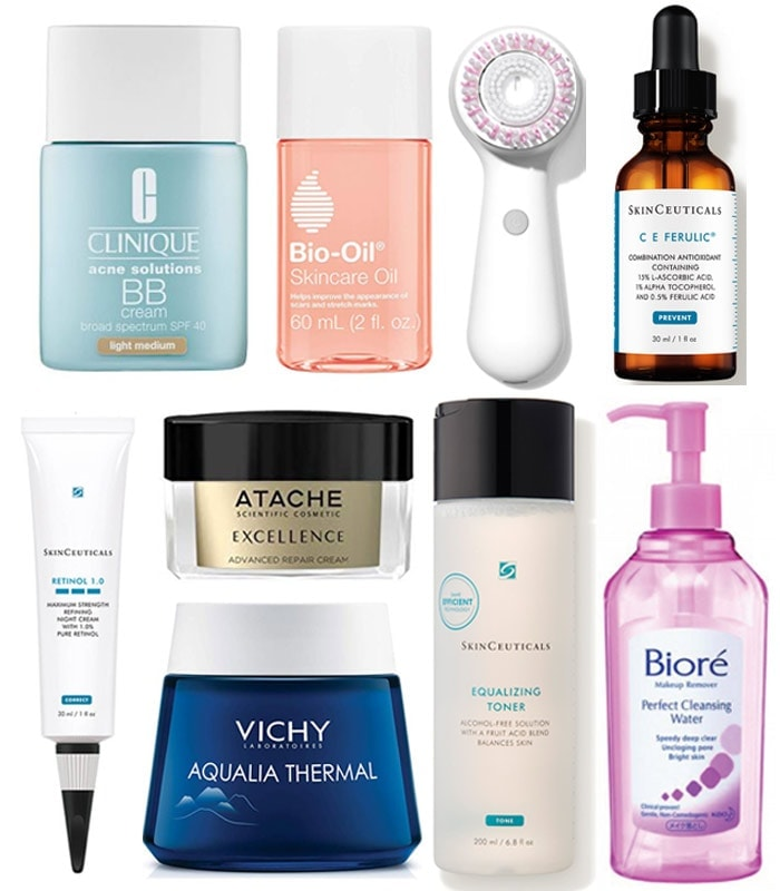 Which skincare products are right for you? This is what I use.