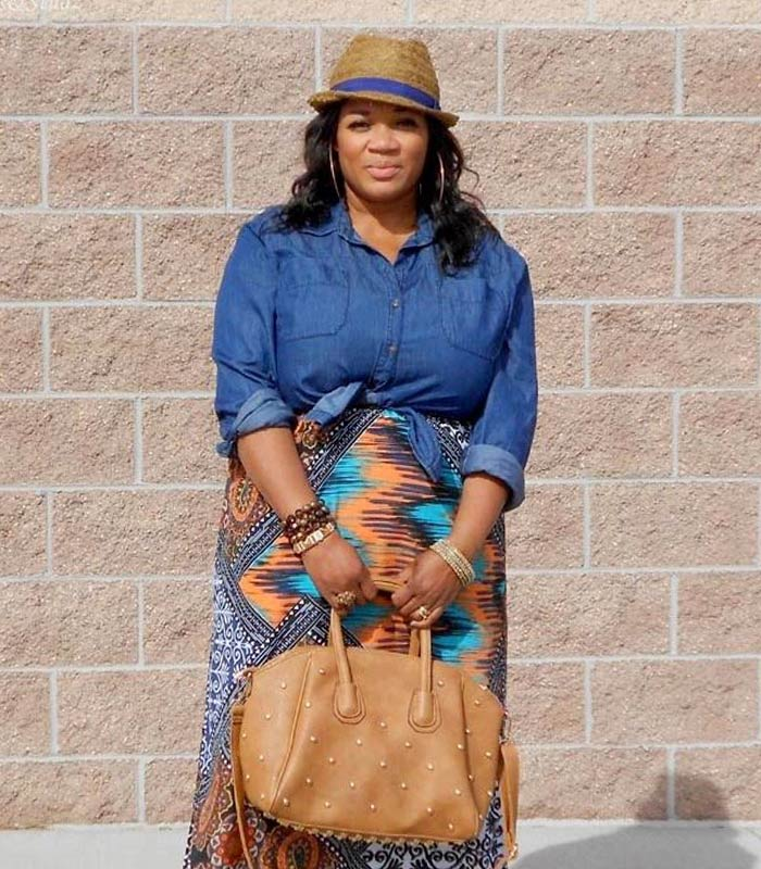 Fabulous style has no size or age limit! A Style interview with Delilah