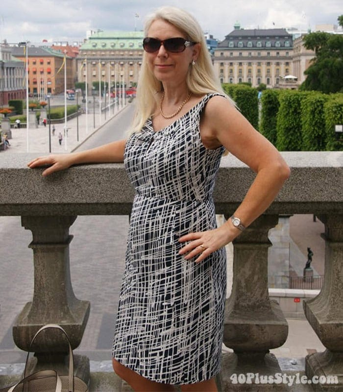 How to dress on vacation – A journey through Stockholm and Nice with Lorraine