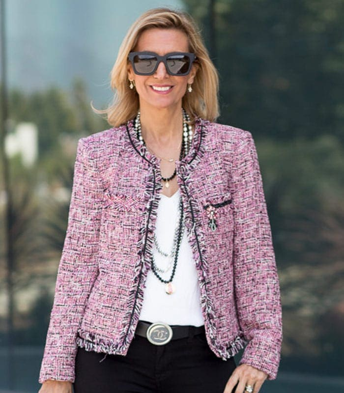 How to wear a jacket – a style interview with Nora