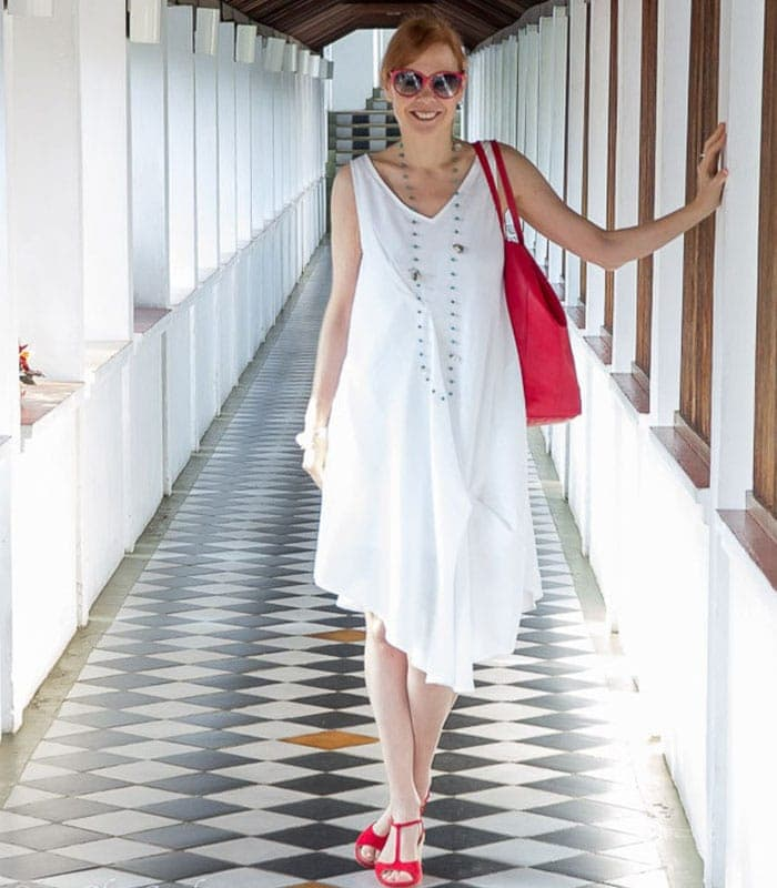 Impressions of Sri Lanka and what I wore