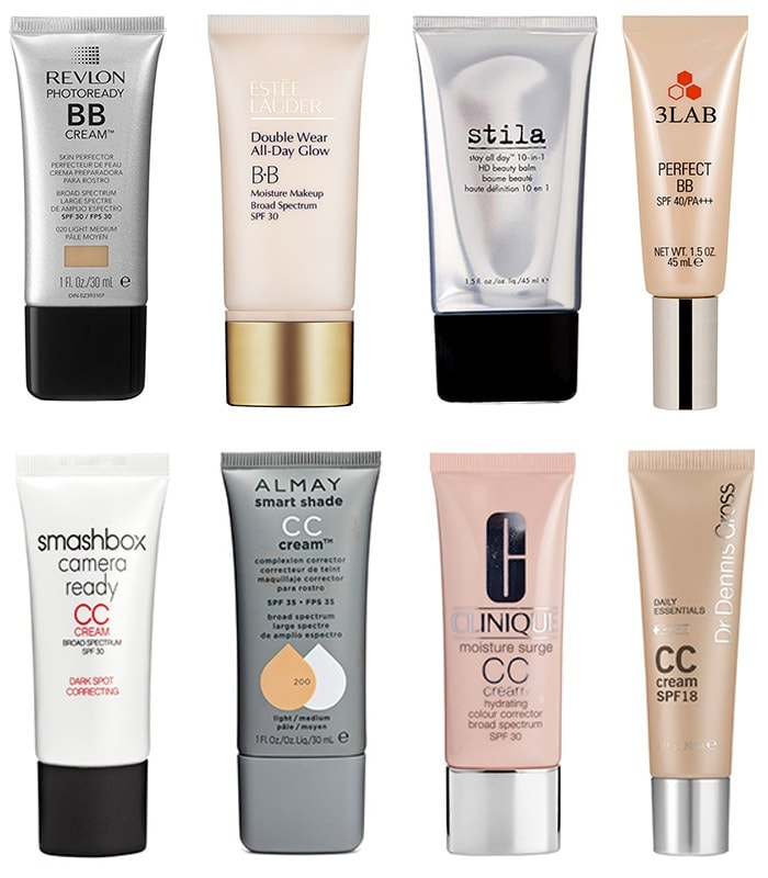What is the difference between BB, CC and DD Creams? – A comprehensive guide