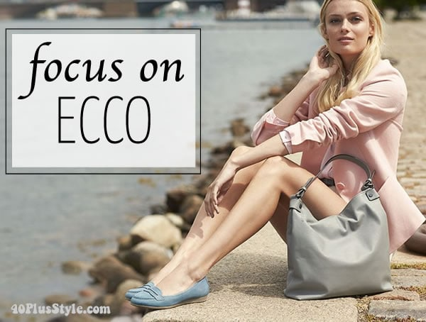Brand focus: Ecco – Comfortable yet hip shoes!