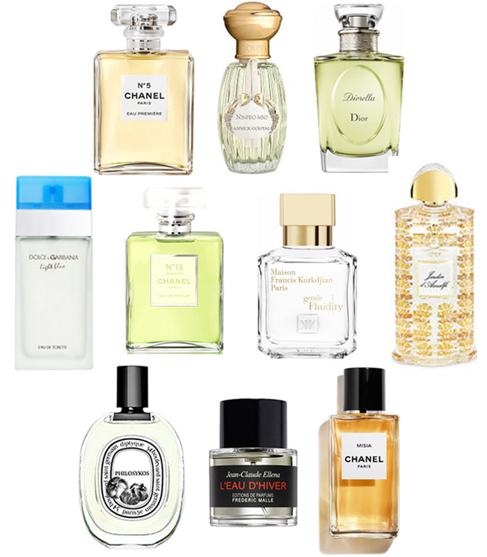The 10 best and most popular summer fragrances for 40+ women